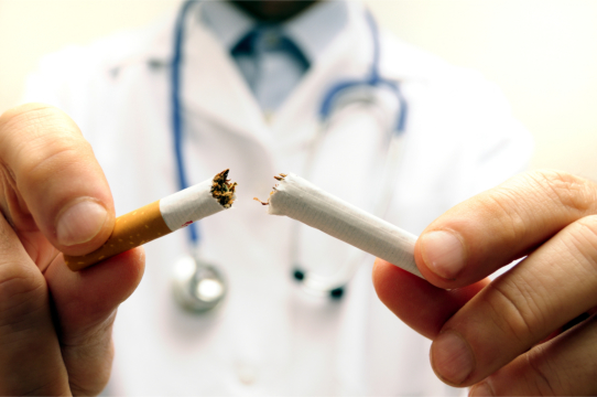 Take Better Care of Your Lungs and Quit Smoking